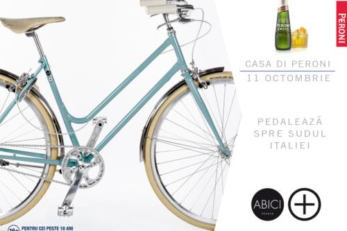 Urban Bike la Casa di Peroni